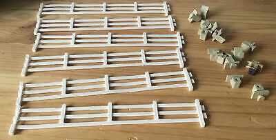 Minic Motorway M1707 Fences And Clips • 3£