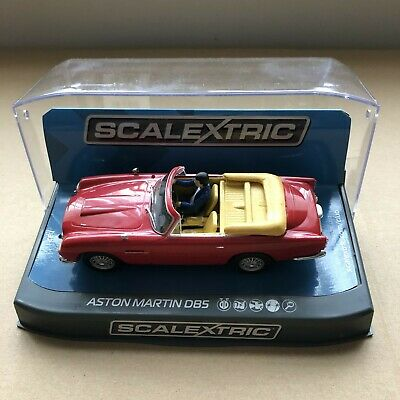 Scalextric Aston Martin DB5  Volante Conversion With Lights • 45£