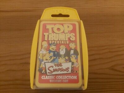 The Simpsons Top Trumps • 2£