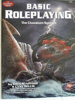 The Chaosium System - A Complete Role Playing Game. 2006 • 13.60£