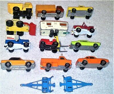 Matchbox Lesney Superfast X 14 Items In Good To Excellent Condition, + 3 Mint. • 4.95£