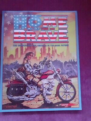 Cyberpunk 2020 Home Of The Brave Sourcebook  • 12£