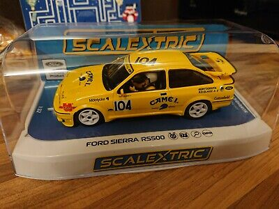 Scalextric C4155 Ford Sierra Came1st Mib • 38£