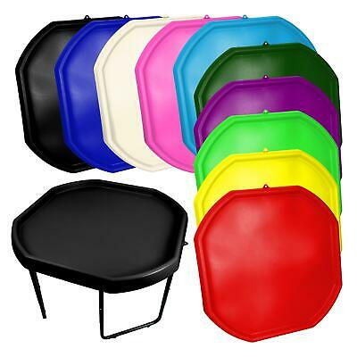 Large Mixing Play Tray And Adjustable Stand - Choose From 15 Tray Colours! • 49.99£