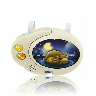 Chicco- Baby Sleeping Snooze Clouds Light Sound MP3 Music Relaxing Mobile Gift • 24.95£