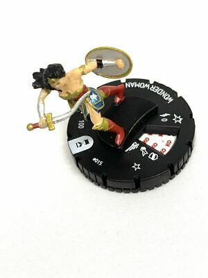 015 DC Universe Rebirth - Wonder Woman COMMON HeroClix • 1.52£