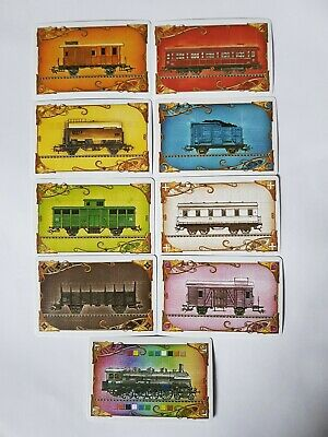 Ticket To Ride Spare Train Car Cards (110 Cards) Europe  • 9.99£