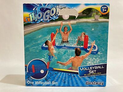 NEW H2oGo! One Volleyball Set  8ft X 25inch Brand New In Box • 8.50£