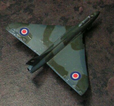 AVRO 707C DELTA WING CAM - DINKY TOYS - One-Off Custom Build Using Vintage Item • 36.99£