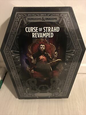 Curse Of Strahd Revamped: Dungeons & Dragons • 51£