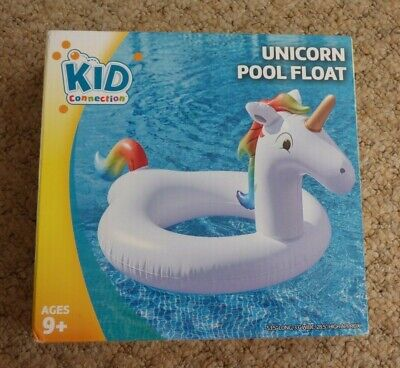 Kids Connection Inflatable Unicorn Pool Float Toy New & Sealed  • 9.99£