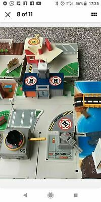 Vintage Galoob Micro Machines Travel City Fold Up Play Sets X16 Bundle & Extras • 150£