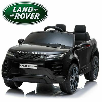 Kids 12V Licensed Range Rover Evoque Electric Battery Ride On Car With Remote • 189.99£