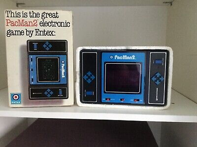 Vintage 1981 Entex Pacman 2 Electronic Game • 16£