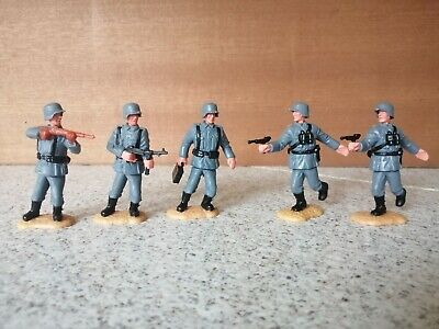 Timpo Toys WW2 Soldiers German British • 7.50£