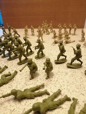 Vintage Toy Soldiers Job Lot • 5.50£