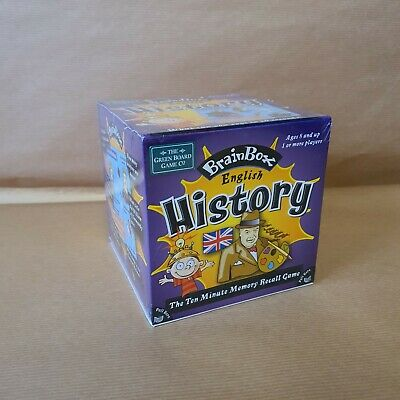 Brainbox British History Game • 9£
