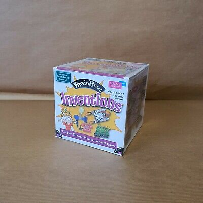 Brainbox Inventions Game • 9£