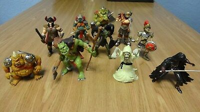 Papo And Elc Fantasy Figures And Monsters • 49.98£