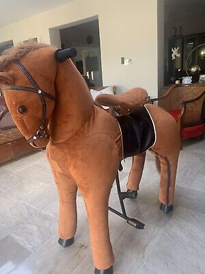 Mechanical Walking Horse Ride On Horse Toy • 49.99£