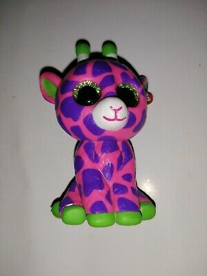 TY Mini Boos Collectibles Series 2 - Gilbert The Giraffe - Hand Painted • 1.24£