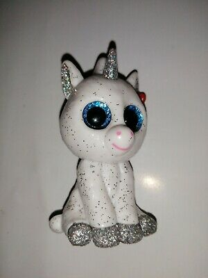 Ty Mini Boo  Glitter  Unicorn Series 2 • 5.50£