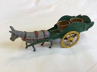 Charbens Coster Cart With Donkey No Figure SEE FULL DESCRIPTION • 0.99£