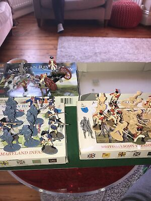 1/32 Accurate American Revolution British Infantry  Imex Call To Arms • 6.30£