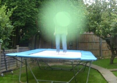 Used  Full Size Trampoline  • 0.99£