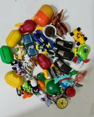 Kinder Surprice Toys Job Lot (90s) • 7£