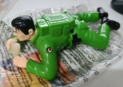 Vintage Crawling Action Man Happy Meal Toy 1998 • 6.99£