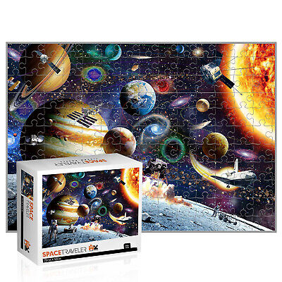 Jigsaw Puzzles For Adults And Kids 1000 Pieces • 7.99£