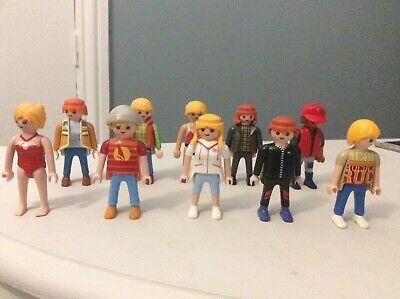 Playmobil Modern Figures Bundle #4 • 5.50£