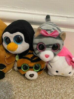Ty Stackables - Set Of 7 Characters • 3.50£