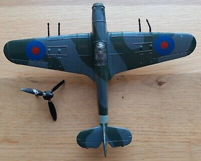 Dinky Airplane/Aircraft Hawker Hurricane MK IIc Fighter #718 Spare/Restore • 15£