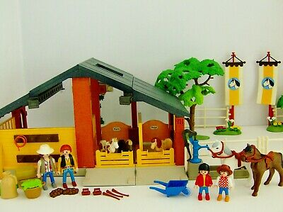 Playmobil 3120 Vintage Horse And Pony Ranch • 44.99£