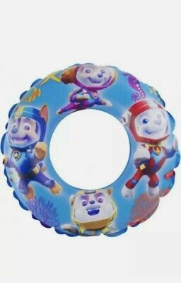 Kids Inflatable Paw Patrol Swimming Ring. New And Unused.  • 3.50£