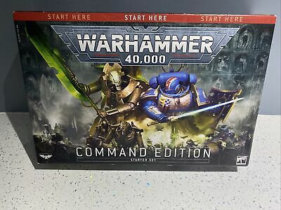 Warhammer 40,000 Command Edition Starter Set 40-05 In Stock Brand NEW 2020 • 89.99£