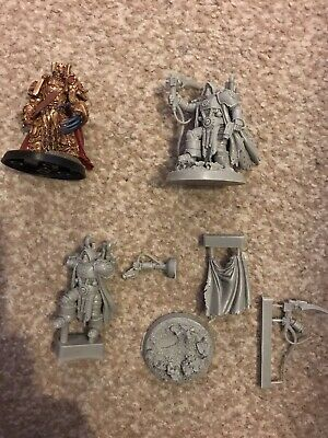 Non Gw Primarch Mortarion And The Emperor See Pics • 0.99£