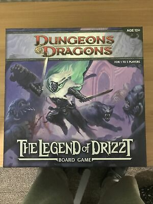 Dungeons And Dragons The Legend Of Drizzt • 8.10£