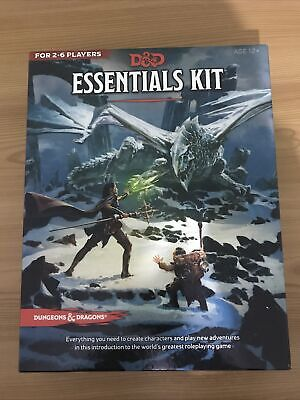 Dungeons And Dragons Starter Set • 5.80£