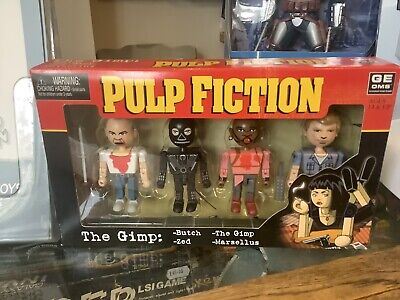 Pulp Fiction : (The Gimp) : Vintage Action Figures From Neca • 39£