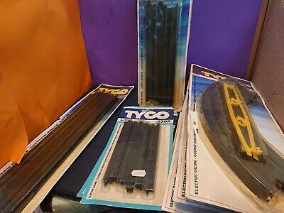 Tyco Ho Scale Track New Job Lot With Controllers • 60£