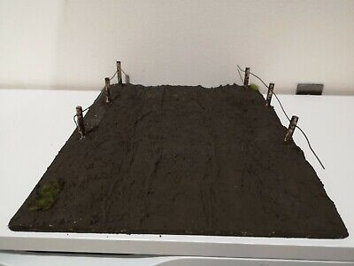 1:18 Diorama Scene Off Road Track Yard Modified Tuning  • 24£