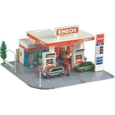 Tomica City Town Building Eneos Gas Station ( No Car Included ) • 35.99£