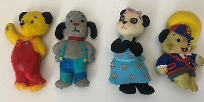 SOOTY AND SWEEP Vintage Fridge Magnets • 12£