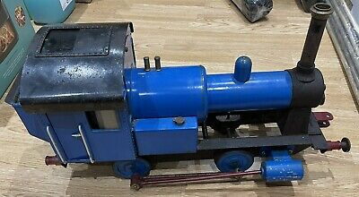 "5"" Gauge Loco Locomotive Train Live Steam Dummy Rolling Stock 0-4-0 • 500£"