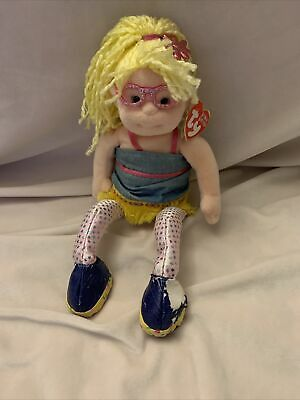 TY Beanie Boppers Doll With Tag - Kooky Kandy - See Photos - Some Wear • 2.90£