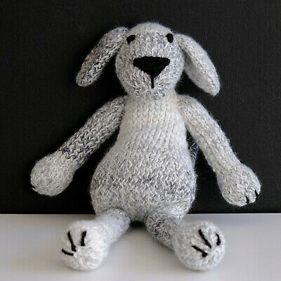 Hand Knitted Dog • 20£