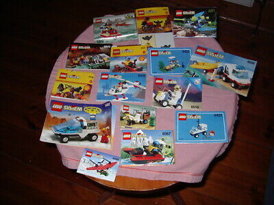 Job Lot Lego Instructions For Spares • 4.50£